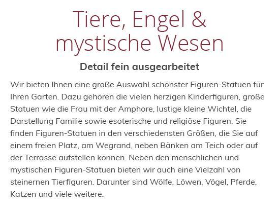 Engel in  Mannheim