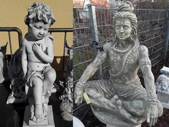 Shiva aus  Baden-Württemberg - Göppingen, Aalen, Schwäbisch Gmünd, Esslingen (Neckar), Waiblingen, Ludwigsburg, Tübingen, Reutlingen und Mannheim, Heidelberg, Stuttgart, Sindelfingen