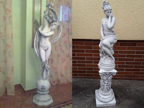 Statuen in  Sindelfingen