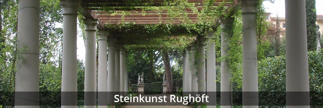 Stuckateurmeister für Gengenbach - Rughöft: Steinkunst, Säulen