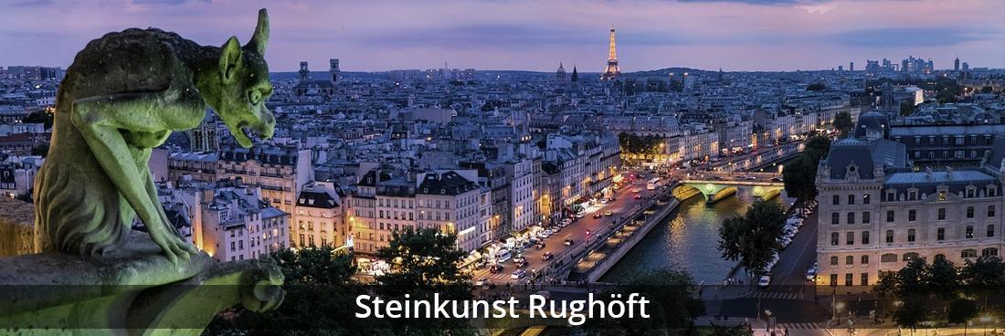 Stuckateurmeister für Karlsruhe - Rughöft: Steinkunst, Buddhas