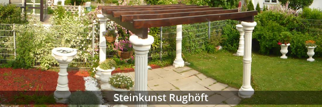 Stuckateurmeister für Uhingen - Rughöft: Steinkunst, Brunnen