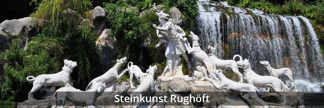 Stuckateurmeister Pforzheim - Rughöft: Steinkunst, Statuen